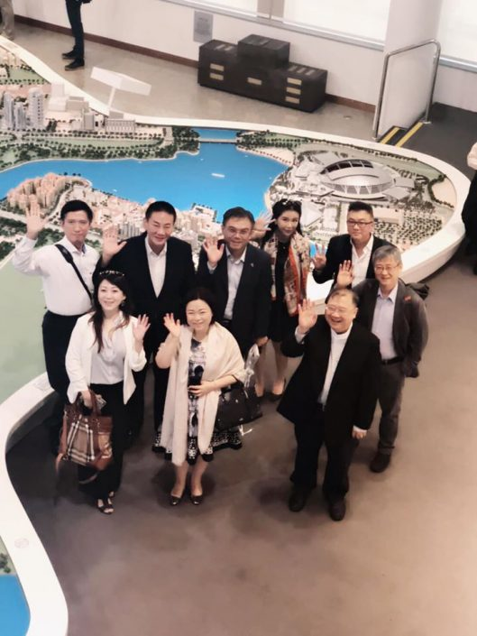 Singapore Business and Education Delegation