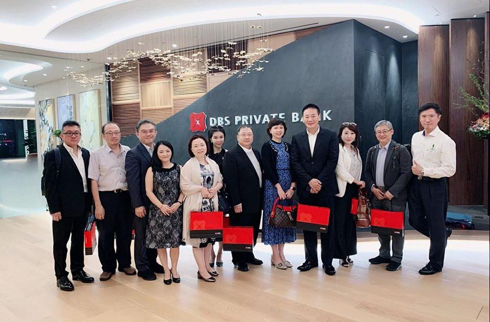 新加坡商务教育参访团 Singapore Business Education Visiting Delegation