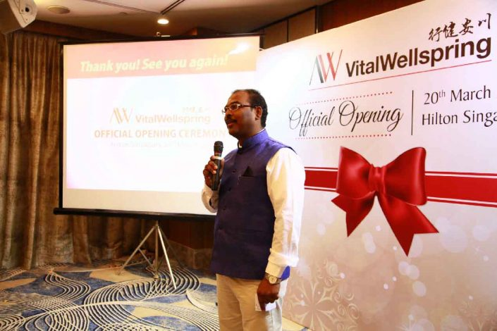 Vital Wellspring Group Founding Conference